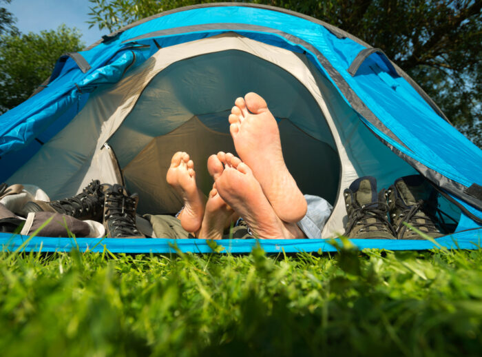 What to Look for When Buying Your First Tent